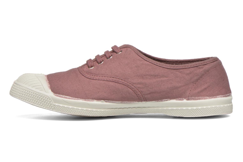 Tennis Lacets Vieux rose AH16