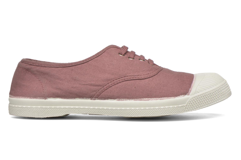 Sneakers Bensimon Tennis Lacets Roze achterkant