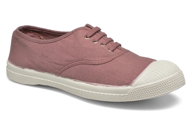 Sneaker Bensimon Tennis Lacets rosa detaillierte ansicht/modell