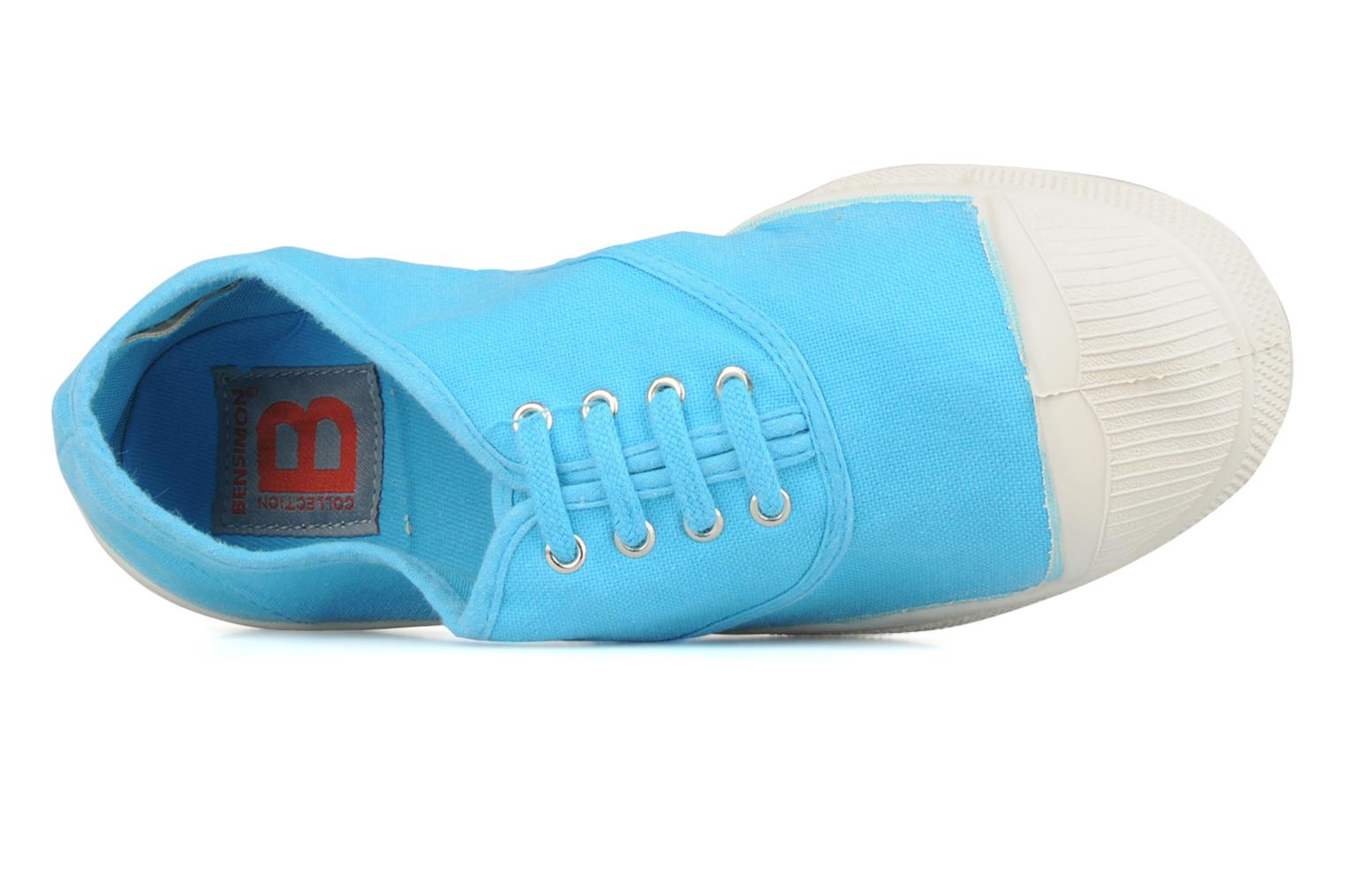 Tennis Lacets Turquoise exclu
