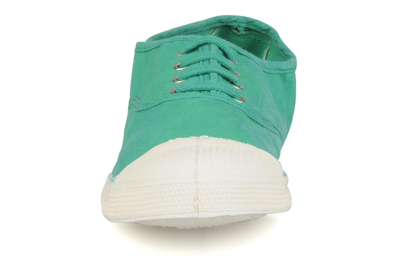 Tennis Lacets Vert exclu