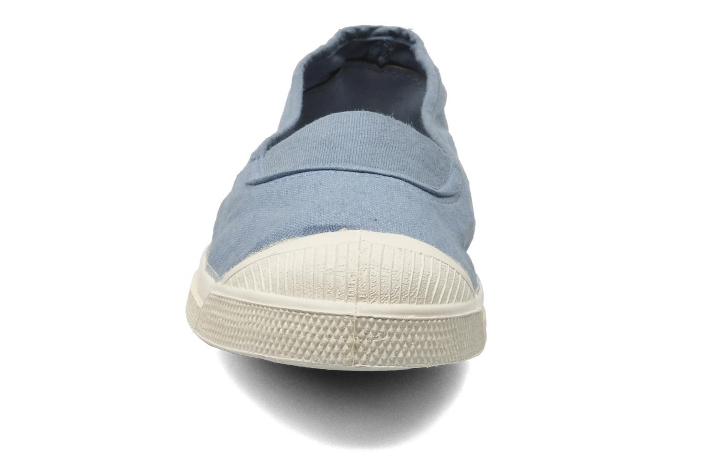 Tennis Elastique Bleu grisé