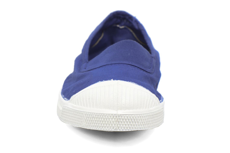 Tennis Elastique Bleu Vif 2