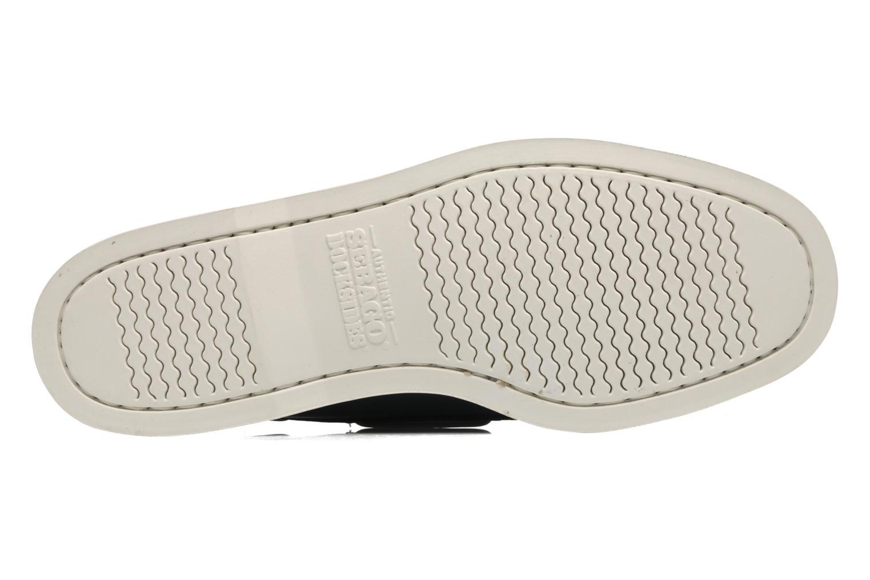Chaussures à lacets Sebago Docksides M Bleu vue haut