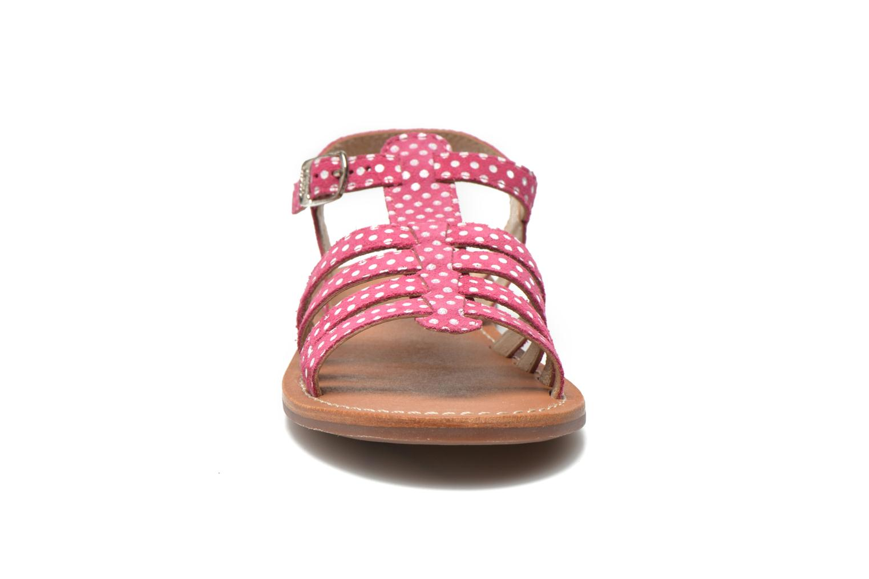 Sandals Aster Vibride Pink model view