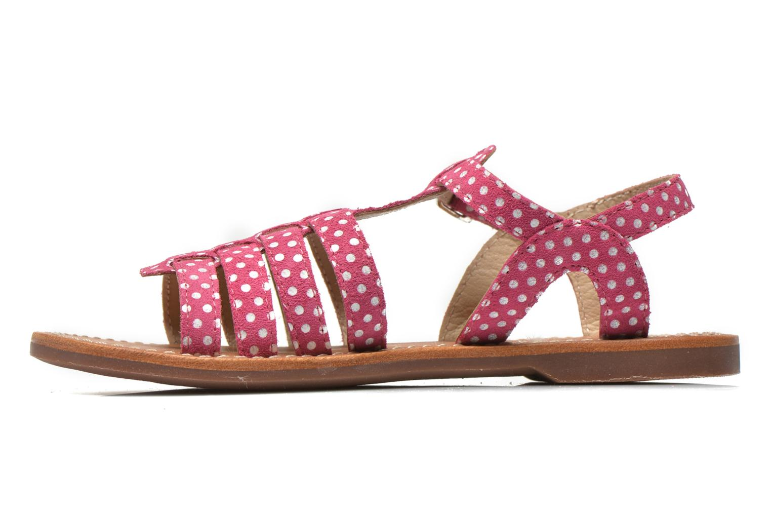Sandals Aster Vibride Pink front view