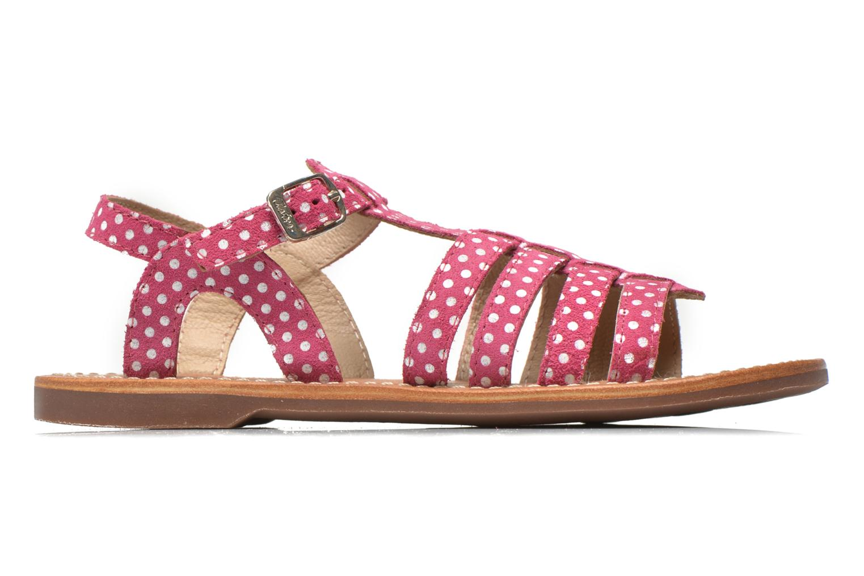 Sandals Aster Vibride Pink back view