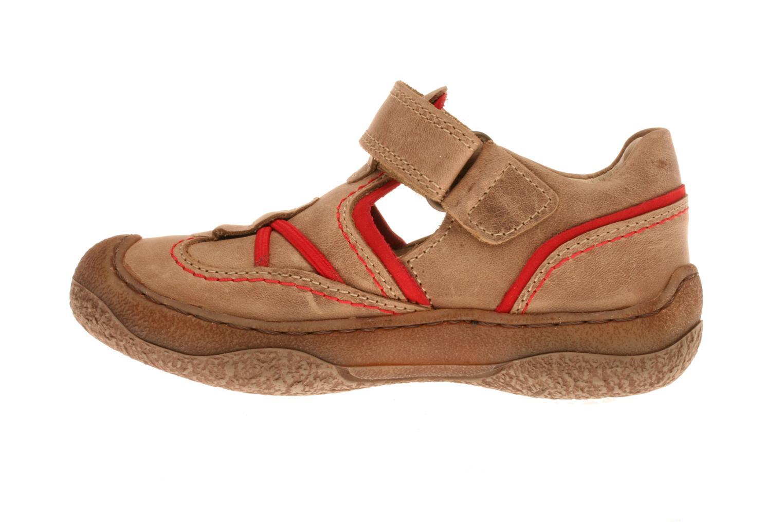 Sneakers Aster Xeru Beige voorkant