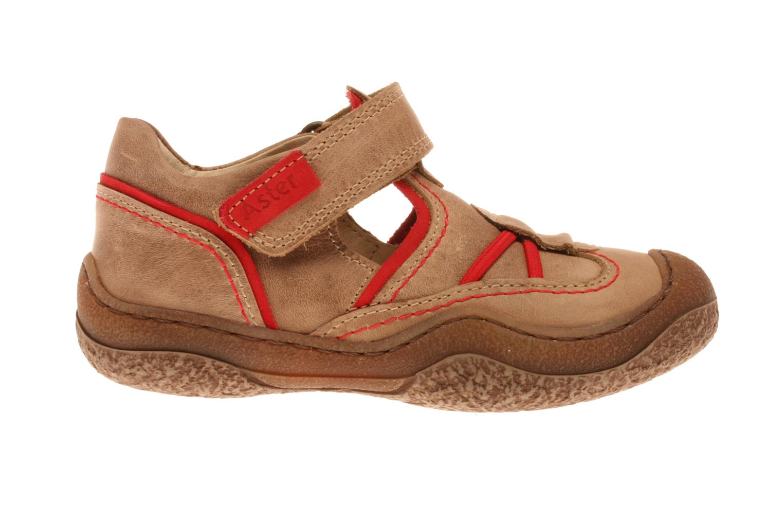 Sneakers Aster Xeru Beige achterkant