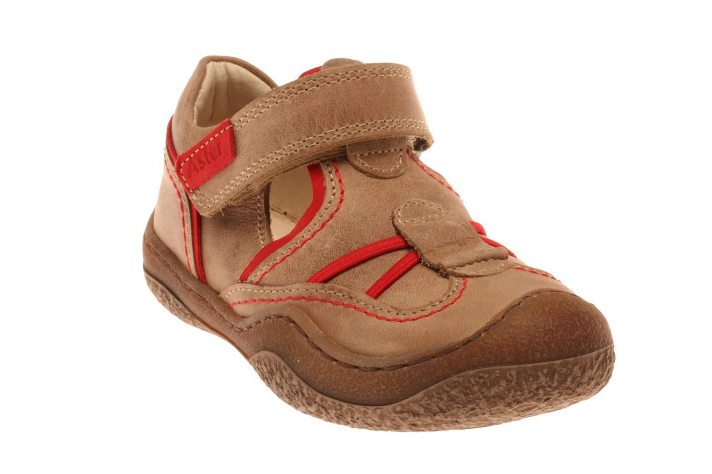 Sneakers Aster Xeru Beige detail