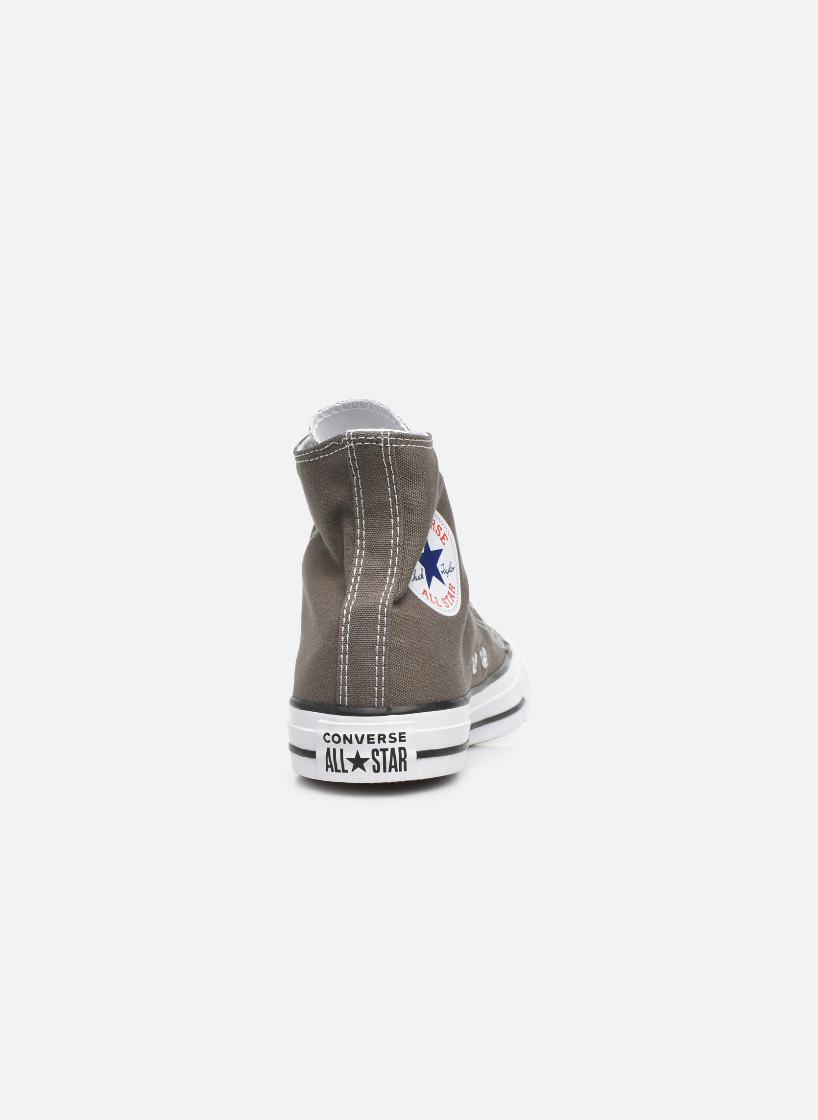 Sneakers Converse Chuck Taylor All Star Hi W Grigio immagine destra