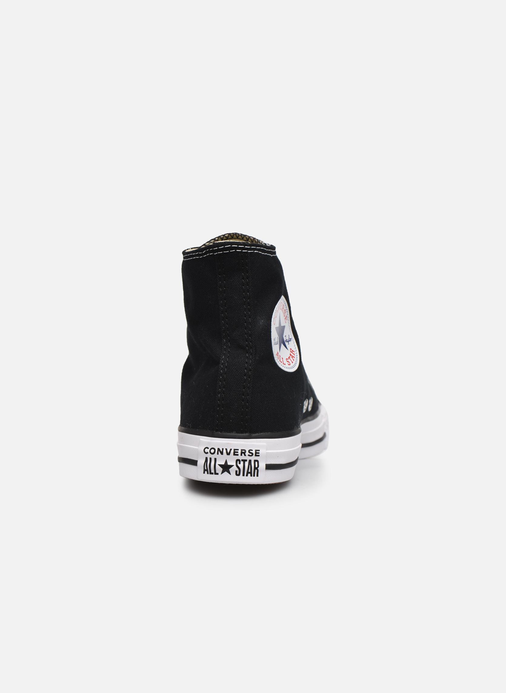 Sneakers Converse Chuck Taylor All Star Hi W Svart Bild från höger sidan