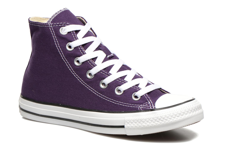 Baskets Converse Chuck Taylor All Star Hi W Violet vue détail/paire