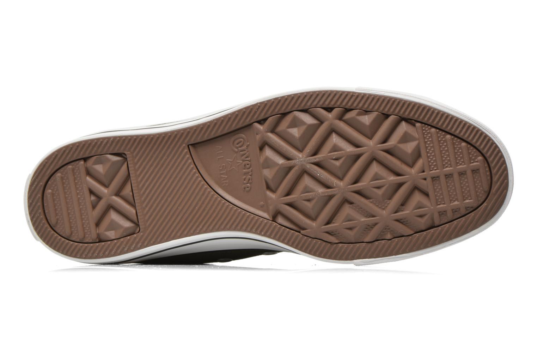 Sneakers Converse Chuck Taylor All Star Hi W Verde immagine dall'alto