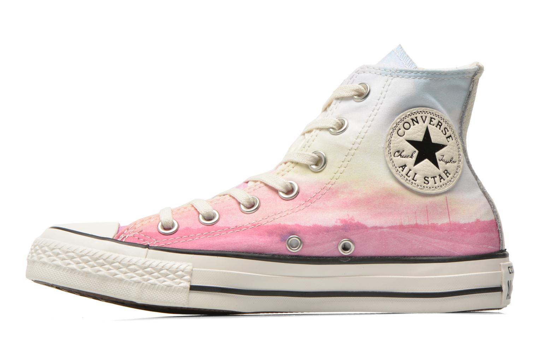 Chuck Taylor All Star Hi W Plastic Pink-Cactus Blossom
