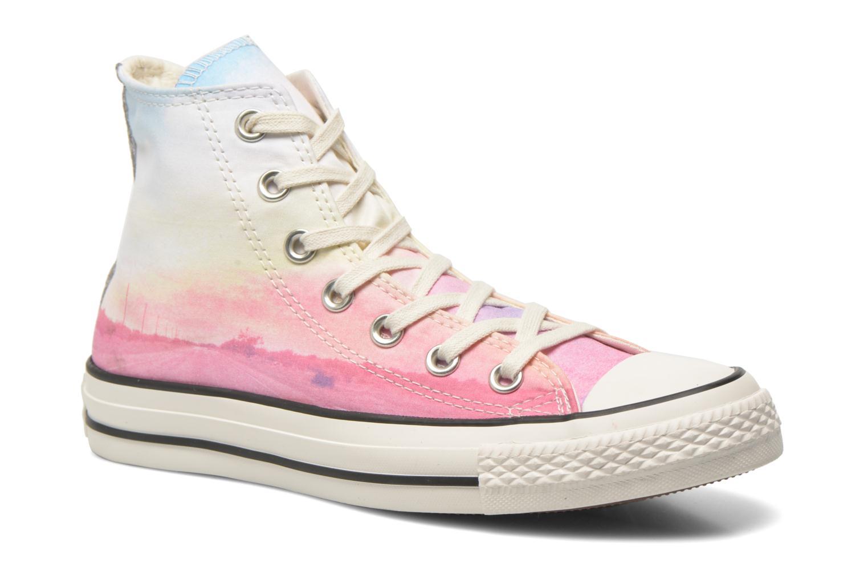 Sneaker Converse Chuck Taylor All Star Hi W rosa detaillierte ansicht/modell