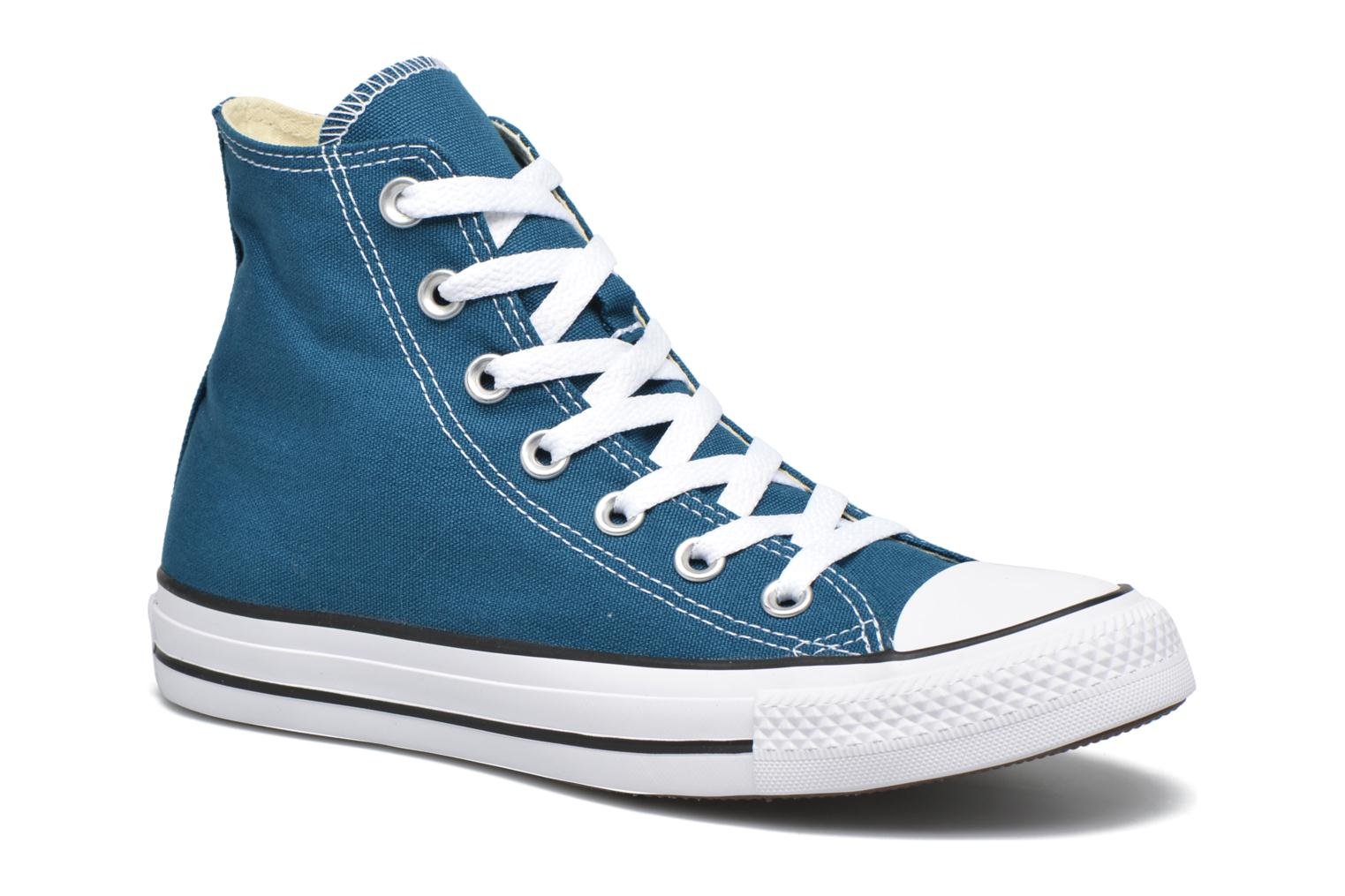 Chuck Taylor All Star Hi W Blue lagoon