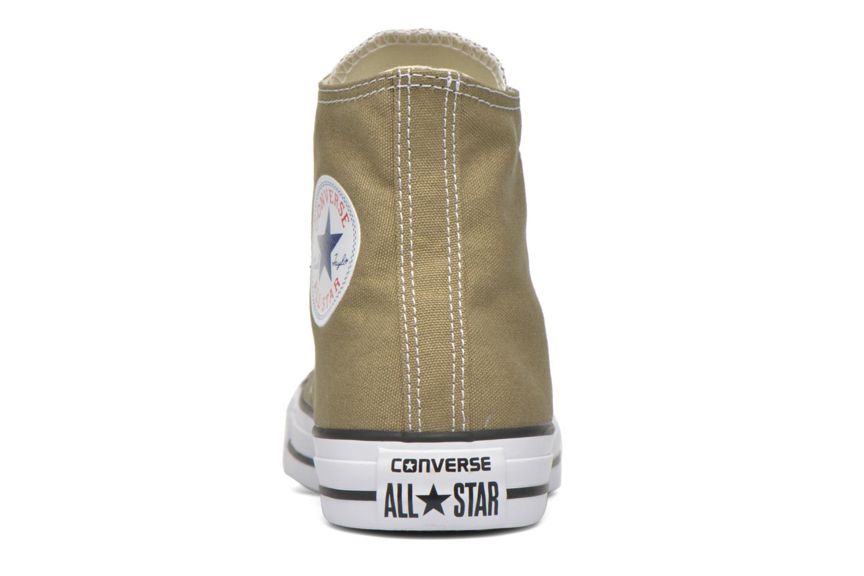 Baskets Converse Chuck Taylor All Star Hi W Vert vue droite