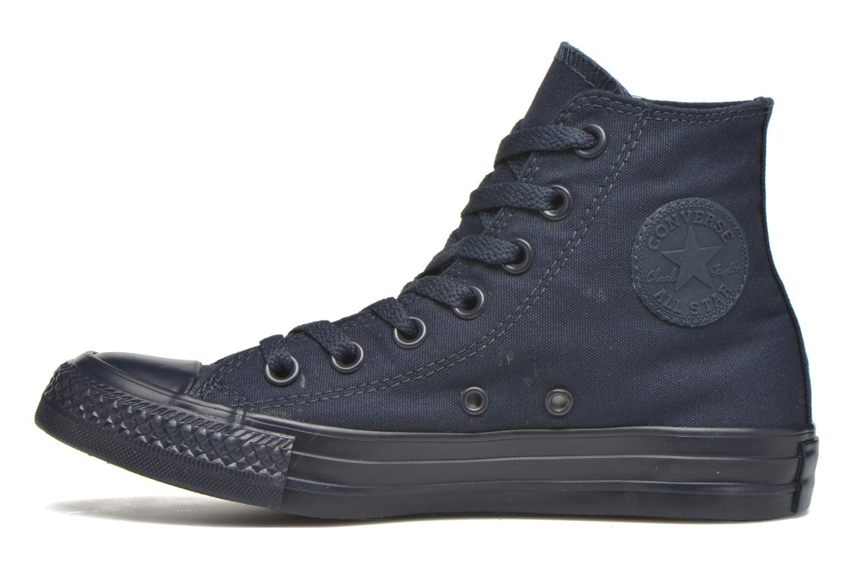 Sneaker Converse Chuck Taylor All Star Hi W blau ansicht von vorne