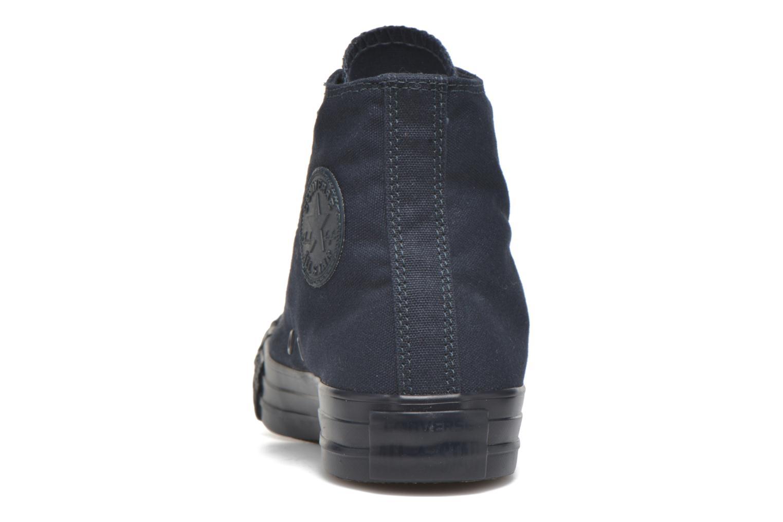 Sneaker Converse Chuck Taylor All Star Hi W blau ansicht von rechts