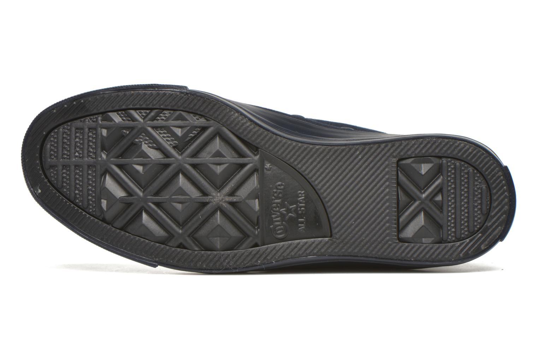 Sneaker Converse Chuck Taylor All Star Hi W blau ansicht von oben
