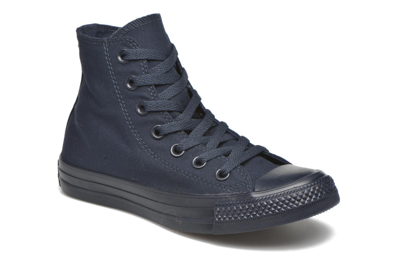 Sneaker Converse Chuck Taylor All Star Hi W blau detaillierte ansicht/modell