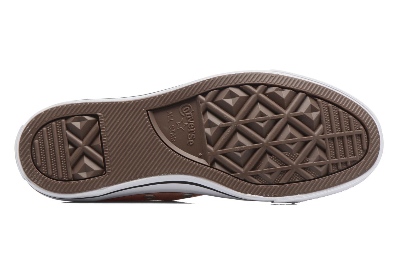 Sneakers Converse Chuck Taylor All Star Hi W Orange se foroven