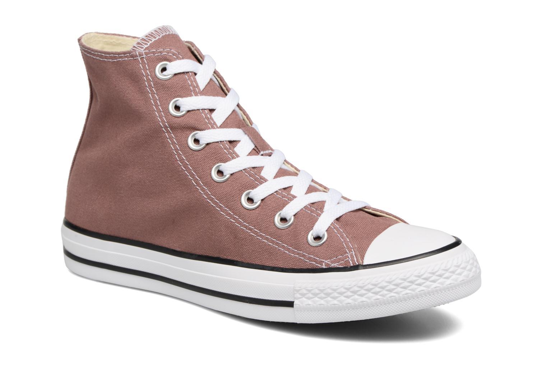 Zapatos promocionales Converse Chuck Taylor All Star Hi W (Rosa) - Deportivas   Cómodo y bien parecido