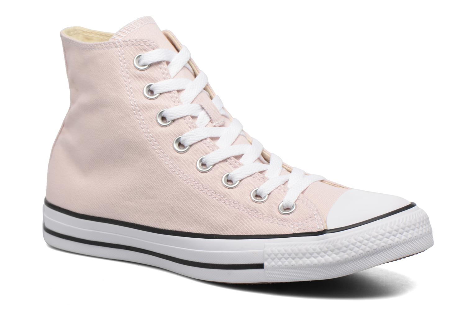 Baskets Converse Chuck Taylor All Star Hi W Rose vue détail/paire