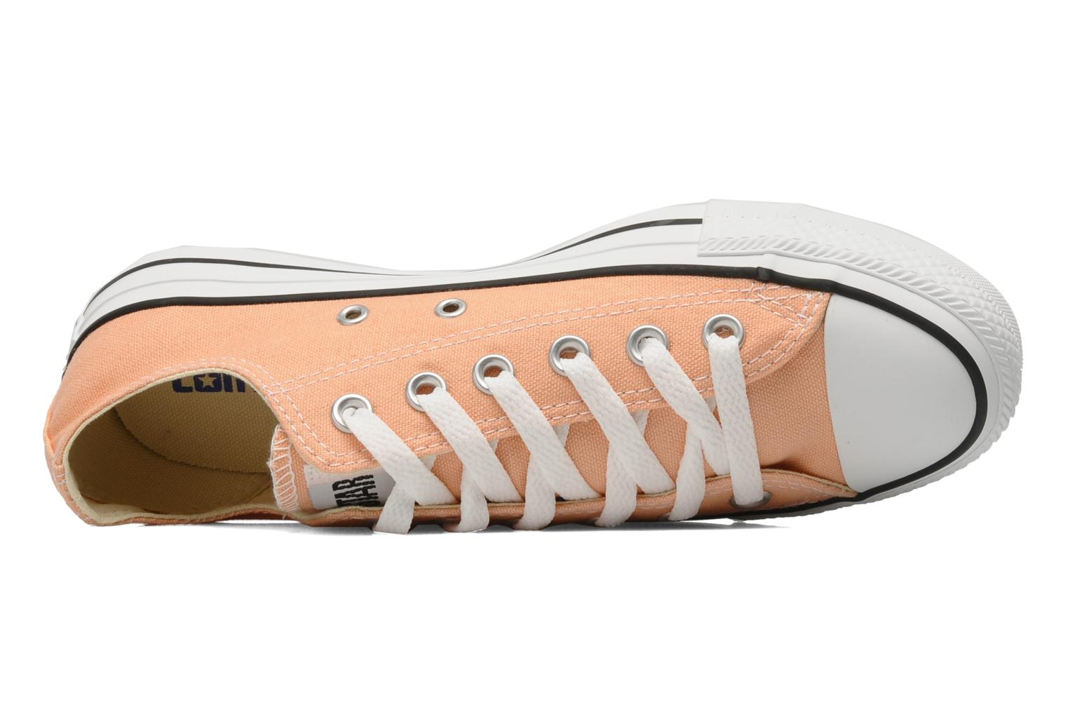 Chuck Taylor All Star Ox W Orange Pale