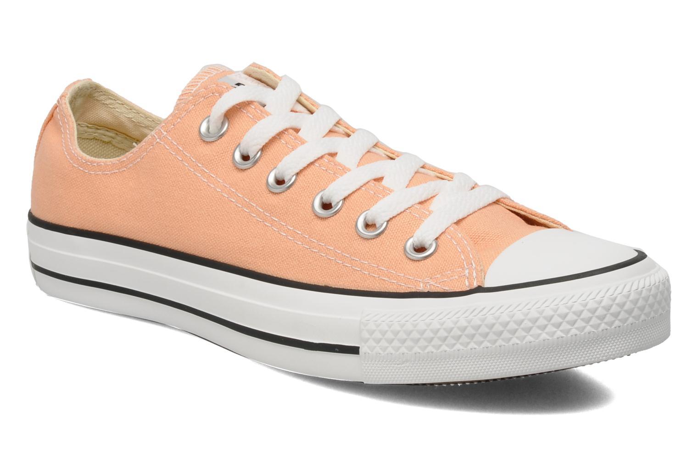 Sneaker Converse Chuck Taylor All Star Ox W orange detaillierte ansicht/modell