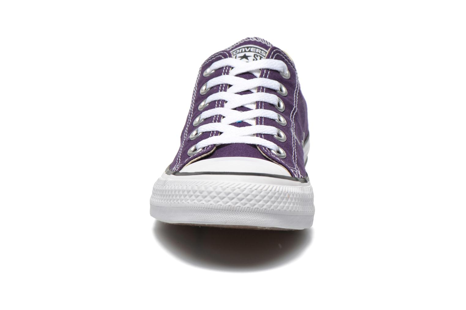 Sneakers Converse Chuck Taylor All Star Ox W Paars model