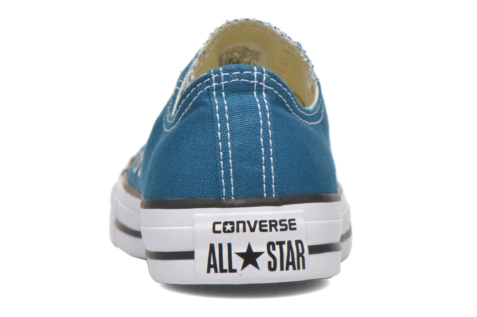 Chuck Taylor All Star Ox W Blue lagoon