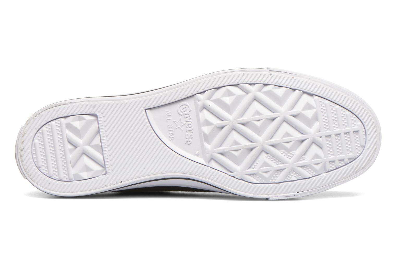 Sneaker Converse Chuck Taylor All Star Ox W schwarz ansicht von oben