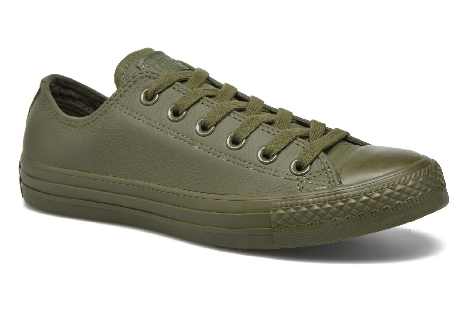 Sneakers Converse Chuck Taylor All Star Ox W Groen detail