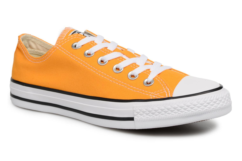 Converse Chuck Taylor All Star Ox W Naranja DjovSj2