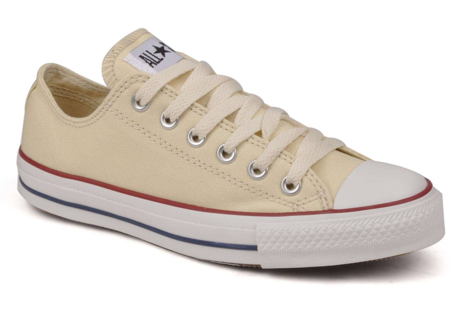 Trainers Converse Chuck Taylor All Star Ox W Beige detailed view/ Pair view