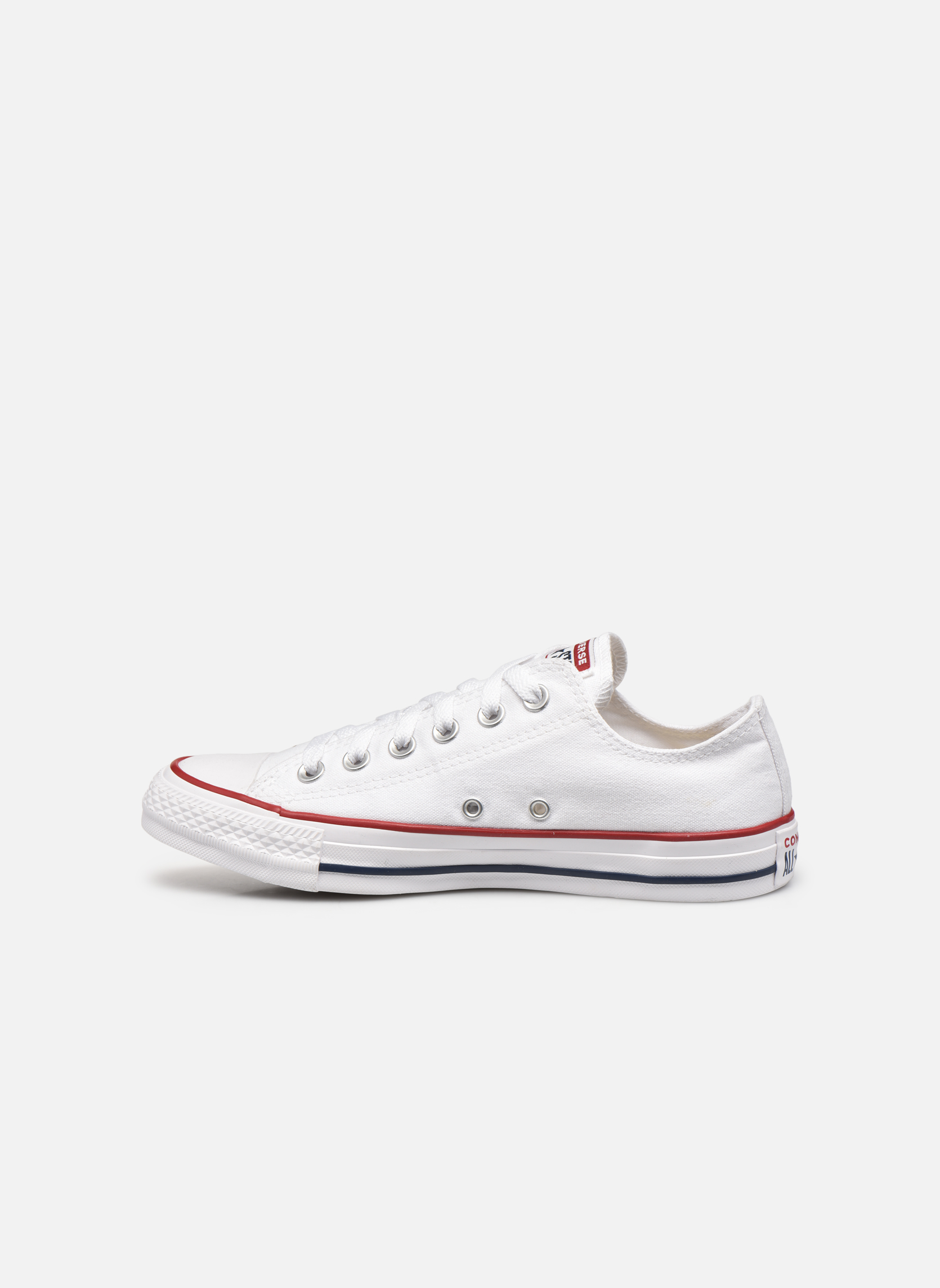 Trainers Converse Chuck Taylor All Star Ox W White front view