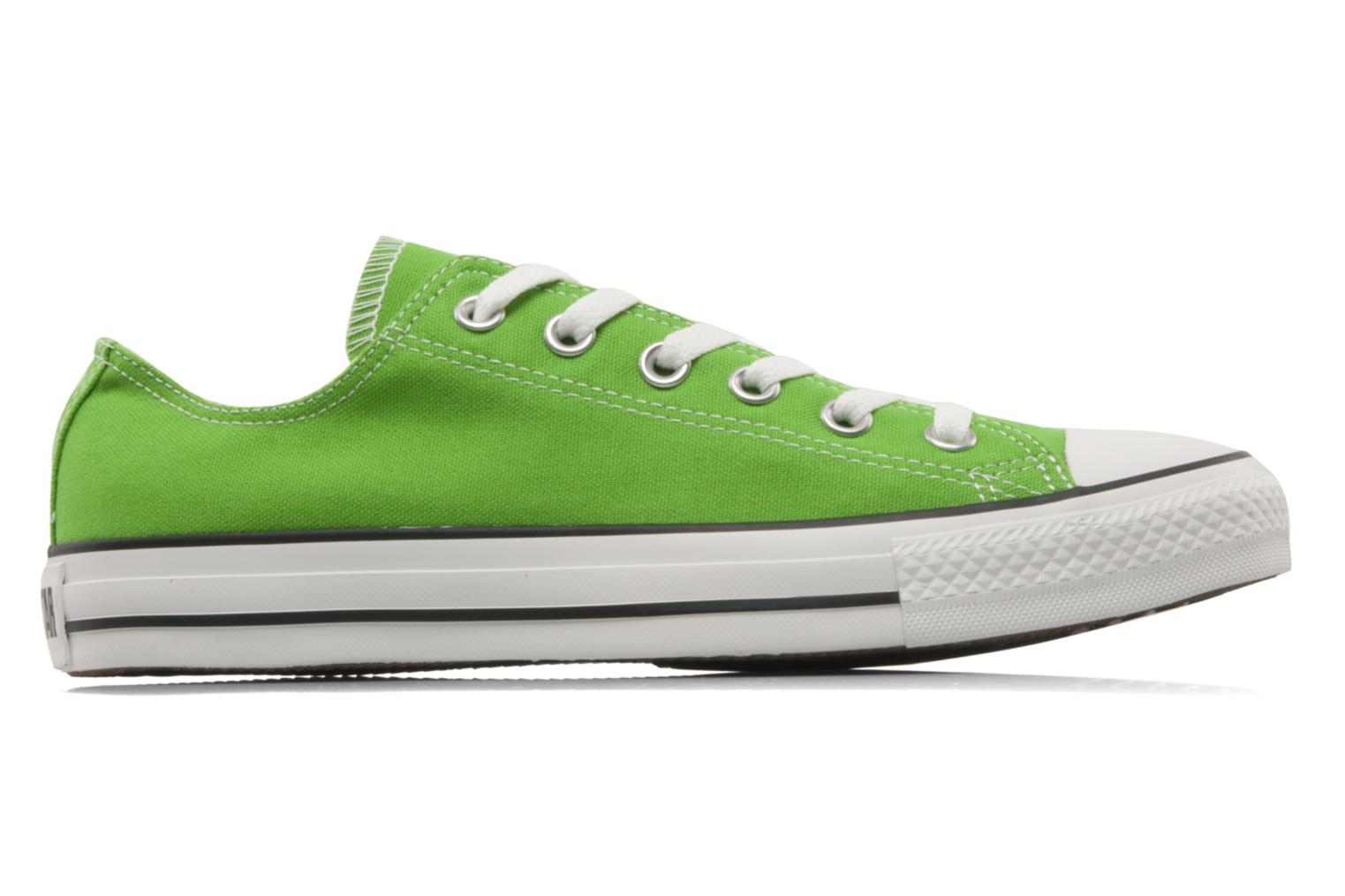 Trainers Converse Chuck Taylor All Star Ox W Green back view