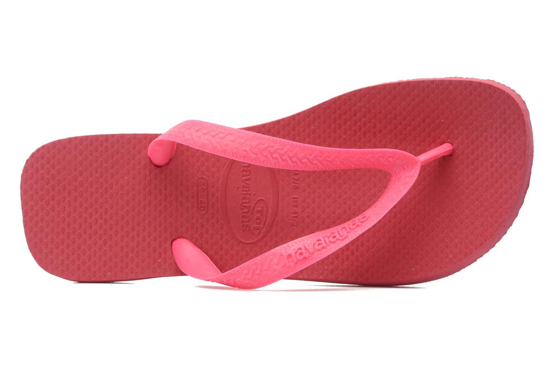 Top F Pink neon