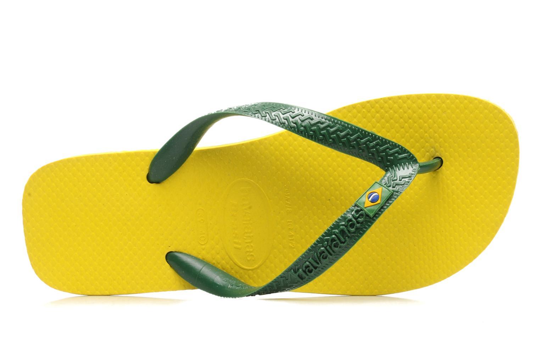 Brazil Femme Citrus Yellow