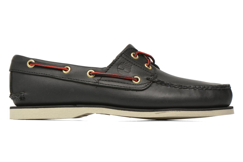 Chaussures à lacets Timberland Classic 2I Boat Noir vue derrière
