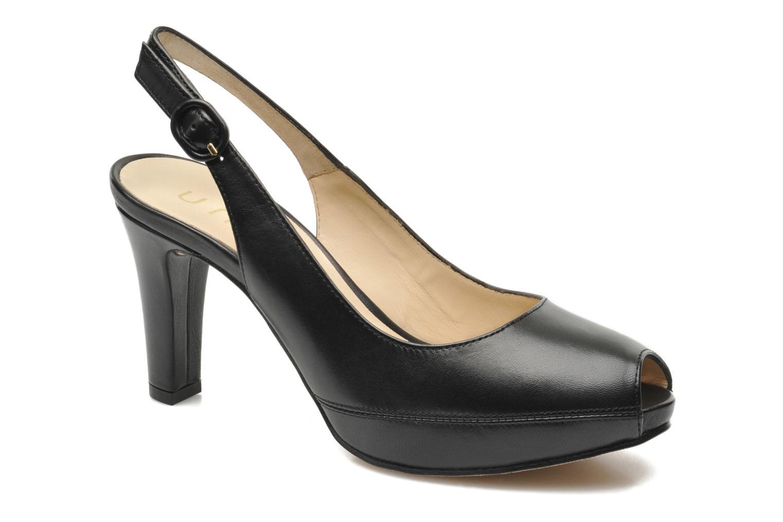 Zapatos de tacón Unisa Nick Negro vista de detalle / par