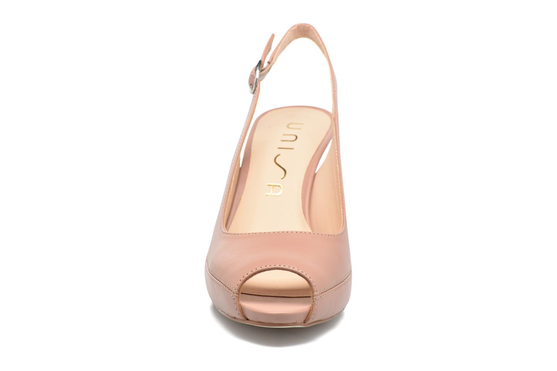 High heels Unisa Nick Pink model view