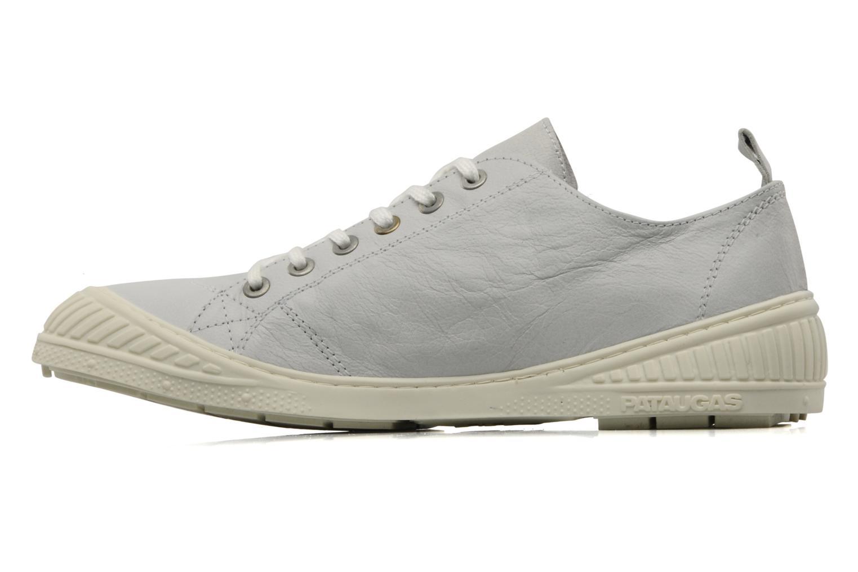 Sneakers Pataugas Rock M Blauw voorkant
