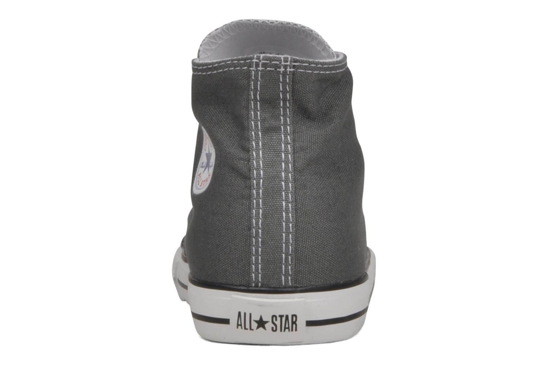 Sneaker Converse Chuck Taylor All Star Hi K grau ansicht von rechts