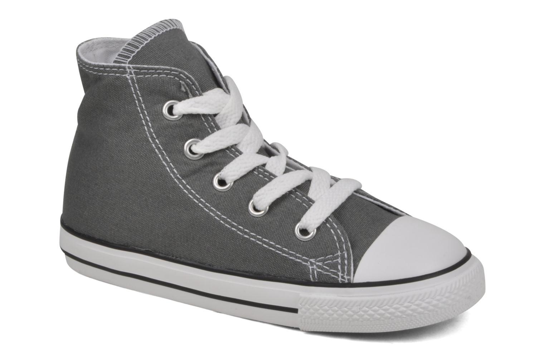 Sneakers Converse Chuck Taylor All Star Hi K Grijs detail