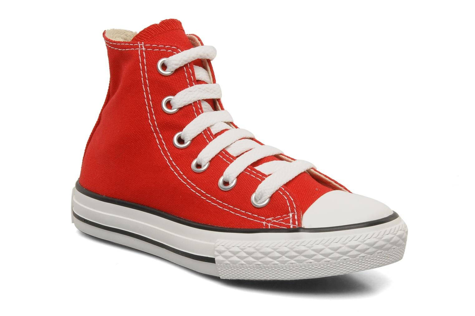 Sneakers Converse Chuck Taylor All Star Hi K Rood detail