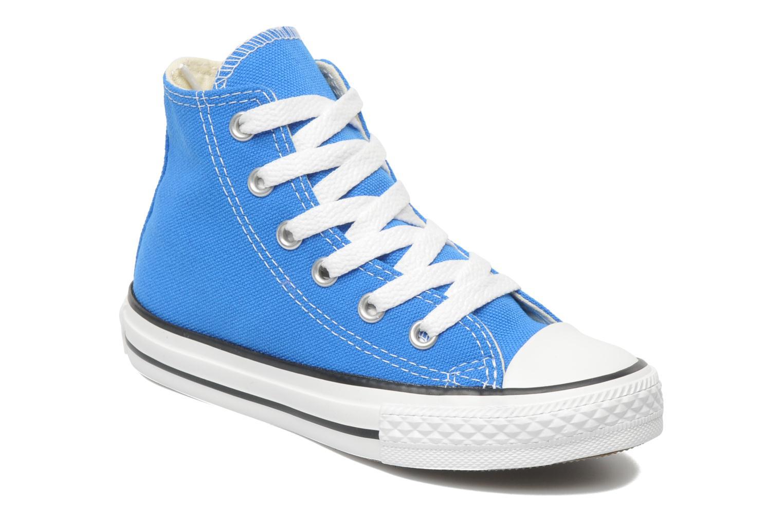 Sneaker Converse Chuck Taylor All Star Hi K blau detaillierte ansicht/modell