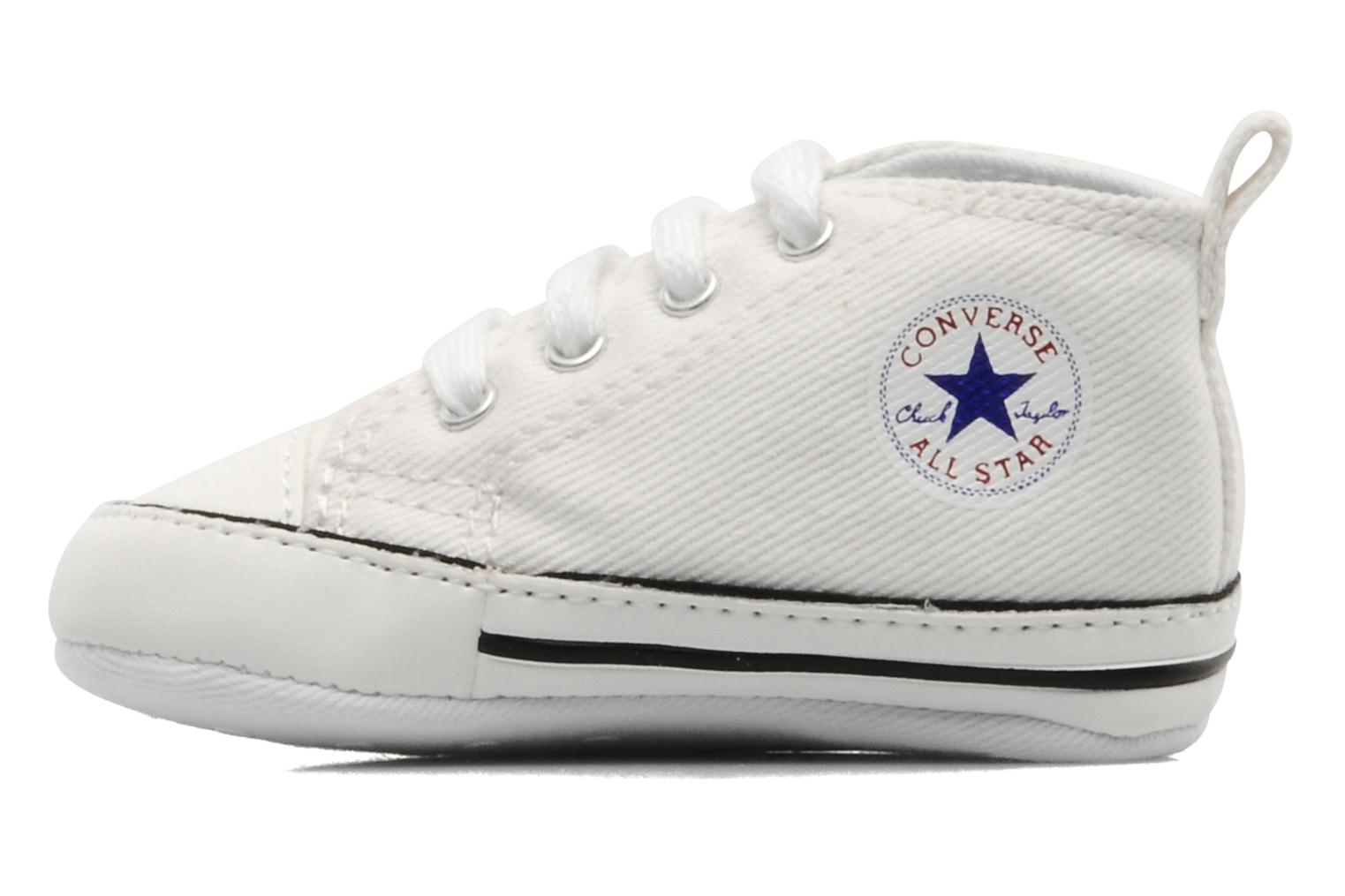 Sneakers Converse First Star Cvs Bianco immagine frontale